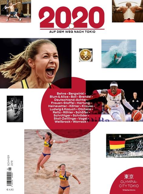 2020 Magazin Sonderausgabe 2019