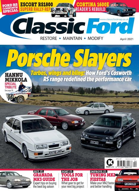 Classic Ford issue 04/2021