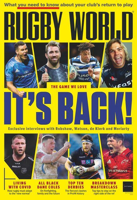Rugby World Magazine 2020-08-04