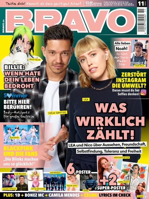 Bravo Ausgabe 11/2020