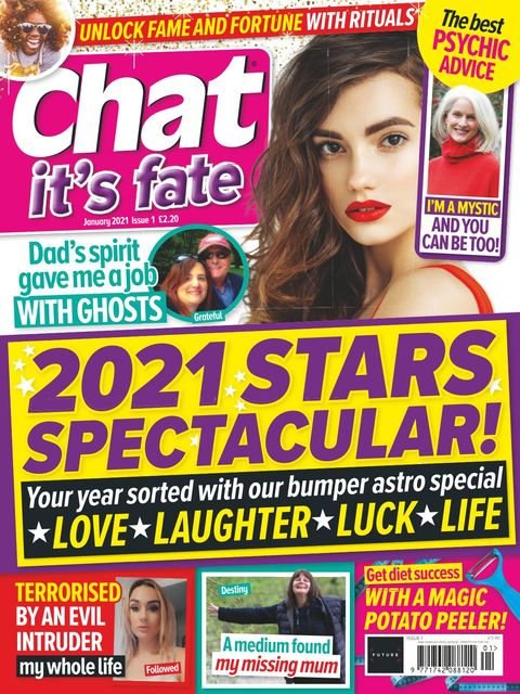 Chat It's Fate Magazine issue 01/2021