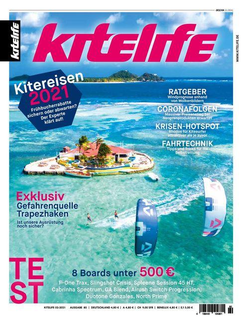 Kitelife Ausgabe 02/2021