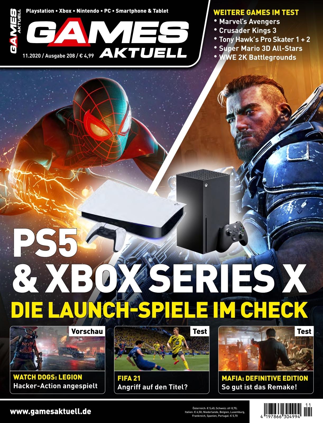 Games Aktuell 2020 10 21