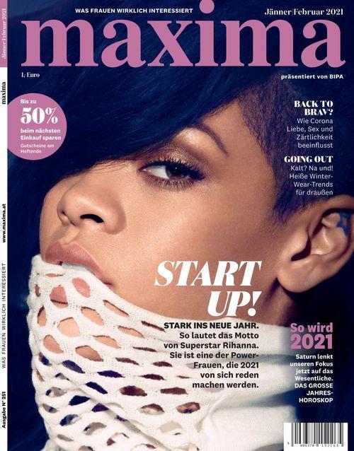 maxima Ausgabe 01-02/2021