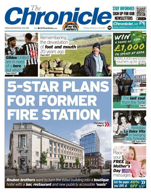 Newcastle Chronicle 2021-02-19