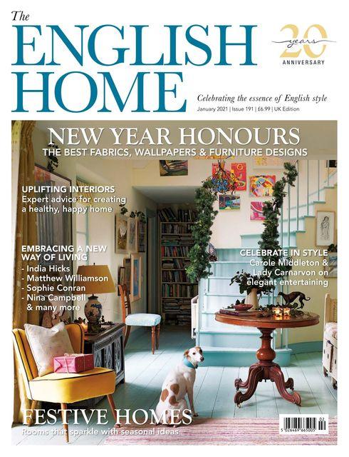 The English Home January 2021