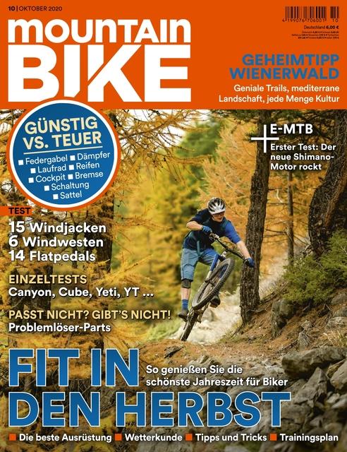 Mountainbike 2020-09-07