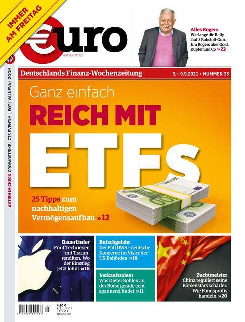 Euro am Sonntag 2021-09-03