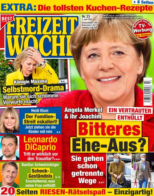 Freizeitwoche Ausgabe 23/2021