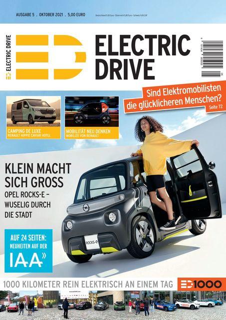 Electric Drive Ausgabe 05/2021