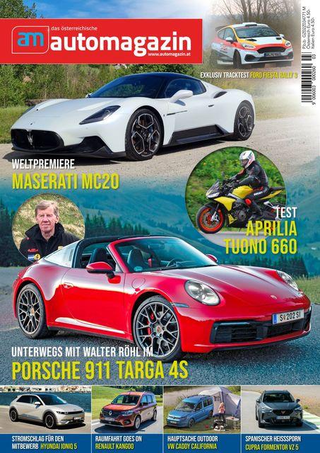 am das österreichische automagazin 3/2021