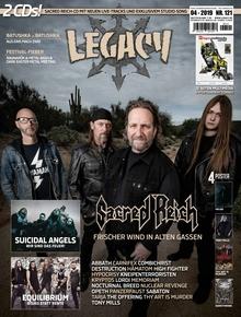 Legacy - Ausgabe 121/2019