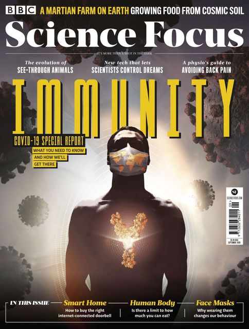 BBC Science Focus issue 09/2020