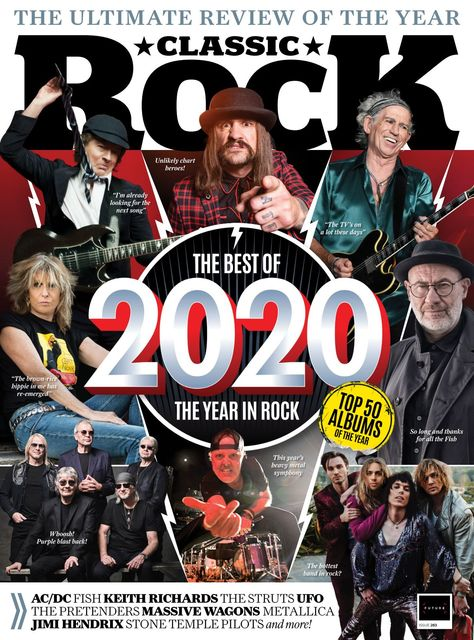 Classic Rock issue 01/2021