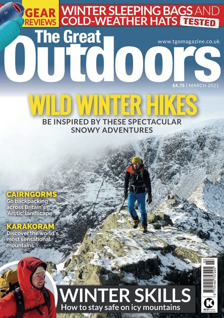 The Great Outdoors issue 03/2021