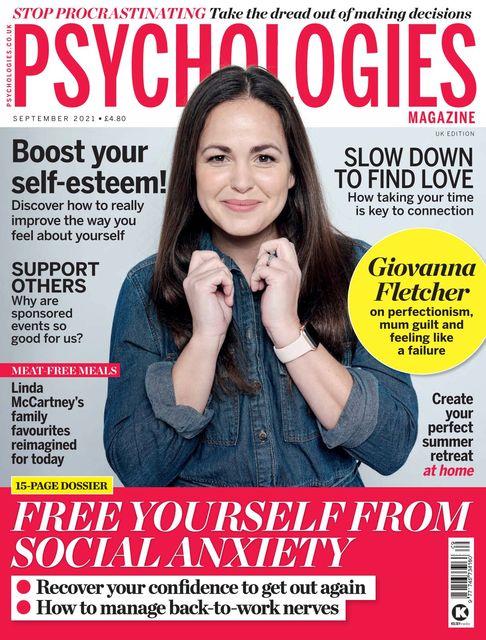 Psychologies issue 09/2021