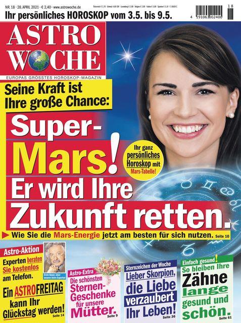 Astrowoche Ausgabe 18/2021