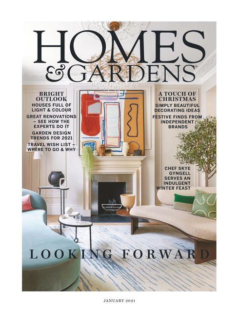 Homes & Gardens issue 01/2021