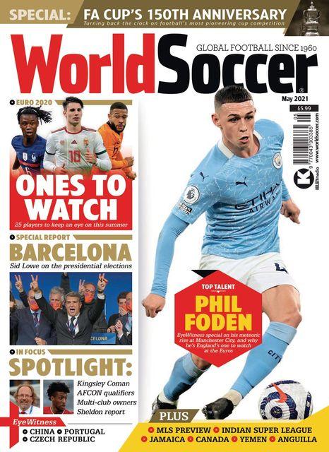 World Soccer issue 05/2021