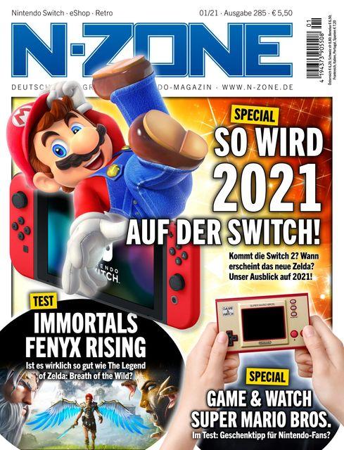 N-ZONE Ausgabe 01/2021