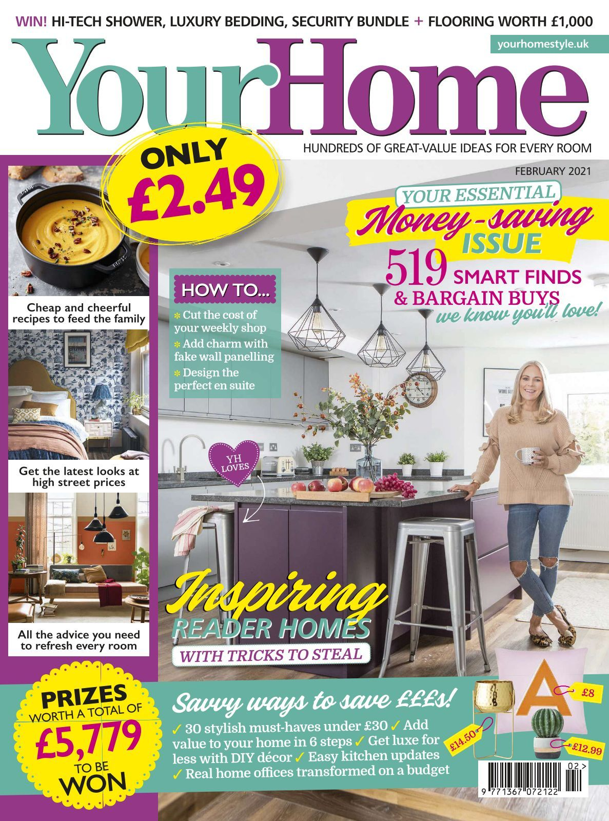 Your Home   issue 20/2201