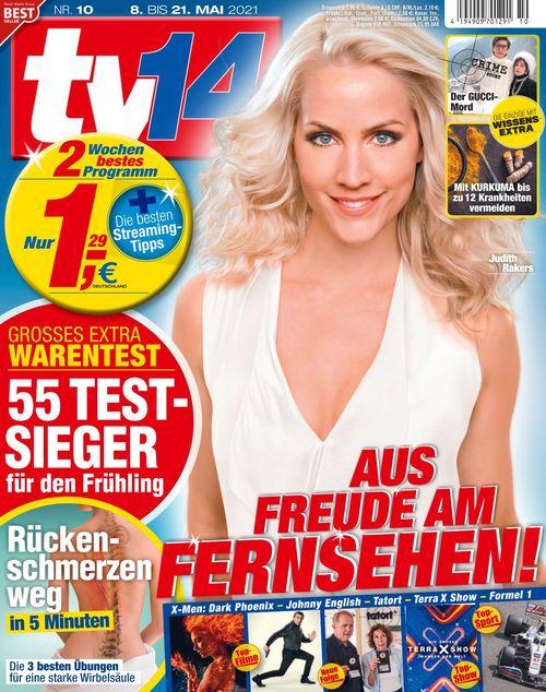 tv14 Ausgabe 10/2021