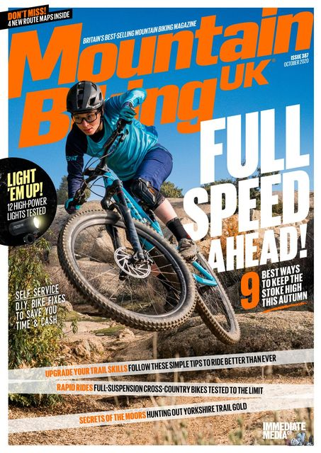 Mountain Biking UK issue 10/2020