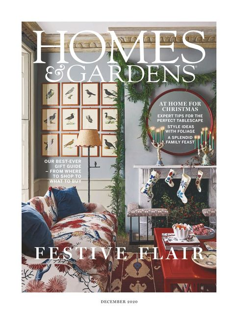 Homes & Gardens issue 12/2020