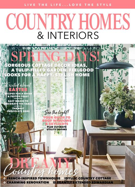 Country Homes & Interiors Magazine 2021-03-04
