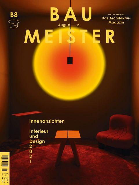 BAUMEISTER Ausgabe 08/2021