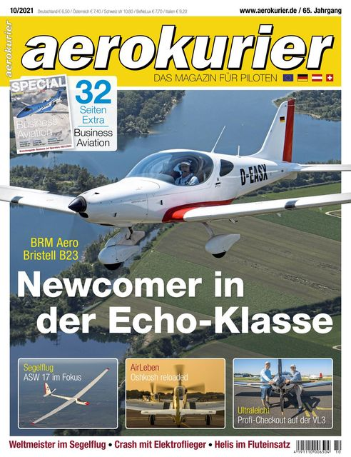 Aerokurier Ausgabe 10/2021