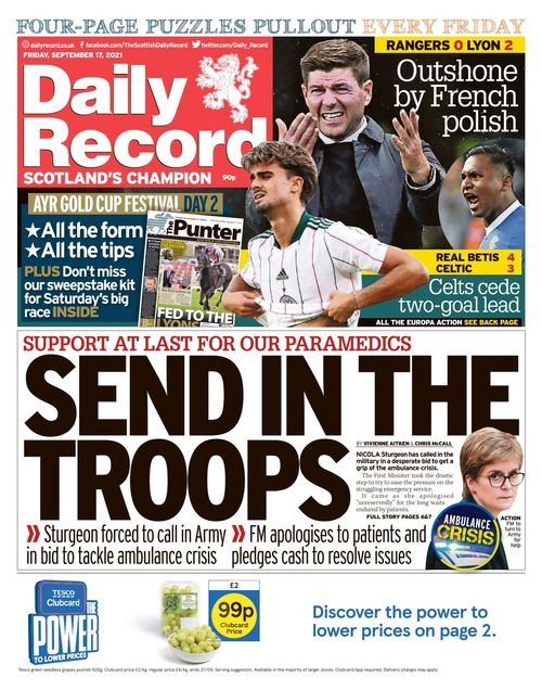 Daily Record 2021-09-17