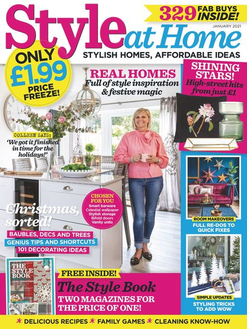Style at Home Magazine 2020-12-02