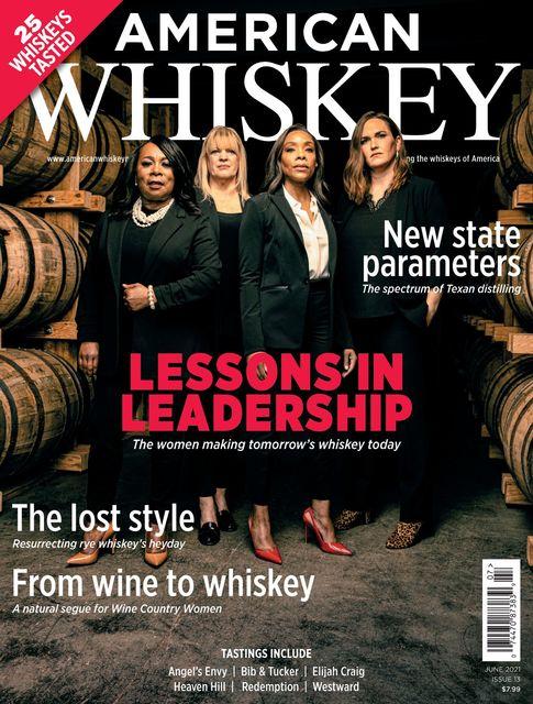 American Whiskey Magazine issue 06/2021