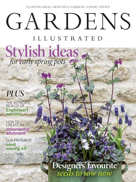 Gardens Illustrated issue 03/2021