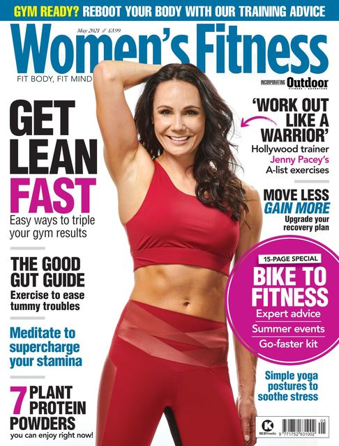 Women's Fitness issue 05/2021