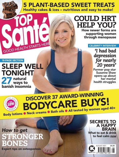 Top Santé issue 08/2021