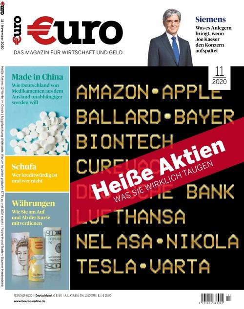 Euro Ausgabe 11/2020