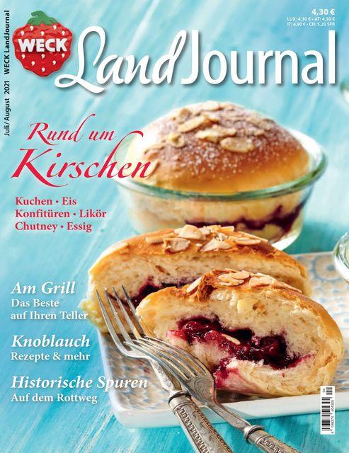 WECK LandJournal Ausgabe 04/2021