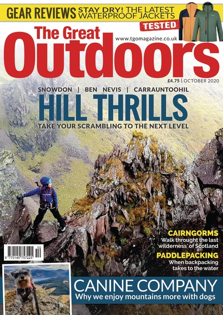 The Great Outdoors issue 10/2020