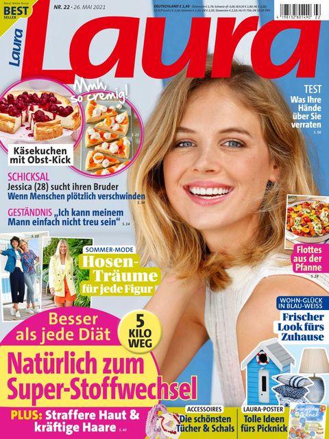 Laura Ausgabe 22/2021
