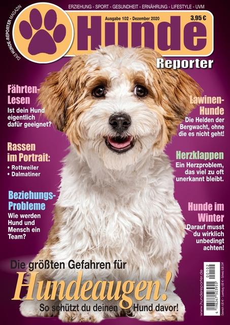 Hundereporter Ausgabe Nr. 102