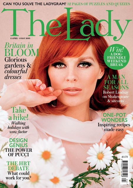 The Lady 2nd April issue