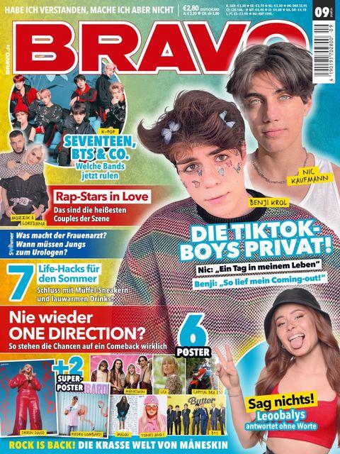 Bravo Ausgabe 9/2021