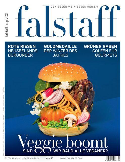 Falstaff  Österreich Magazin Ausgabe 06/2021