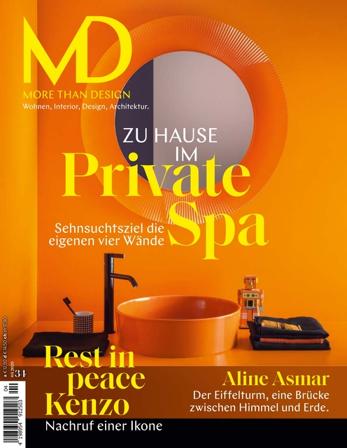 MORE THAN DESIGN Ausgabe 04/2020