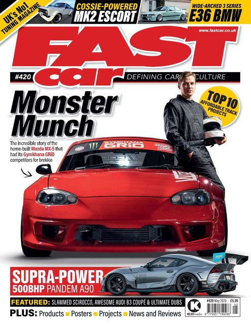 Fast Car issue 05/2020