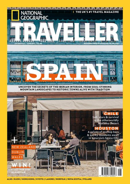 National Geographic Traveller (UK) issue #93, 06/2021