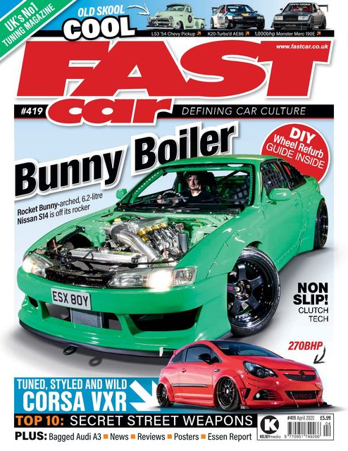 Fast Car issue 04/2020