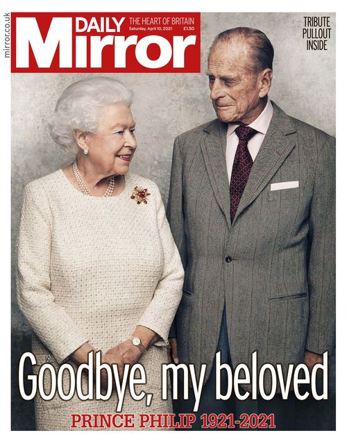 Daily Mirror 2021-04-10